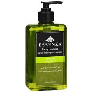 ESSENZA luxury hand soap review featured on The Mommy Nest #myessenza