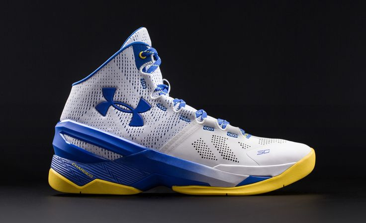 """Under Armour Curry 2 Dub Nation """"Home""""