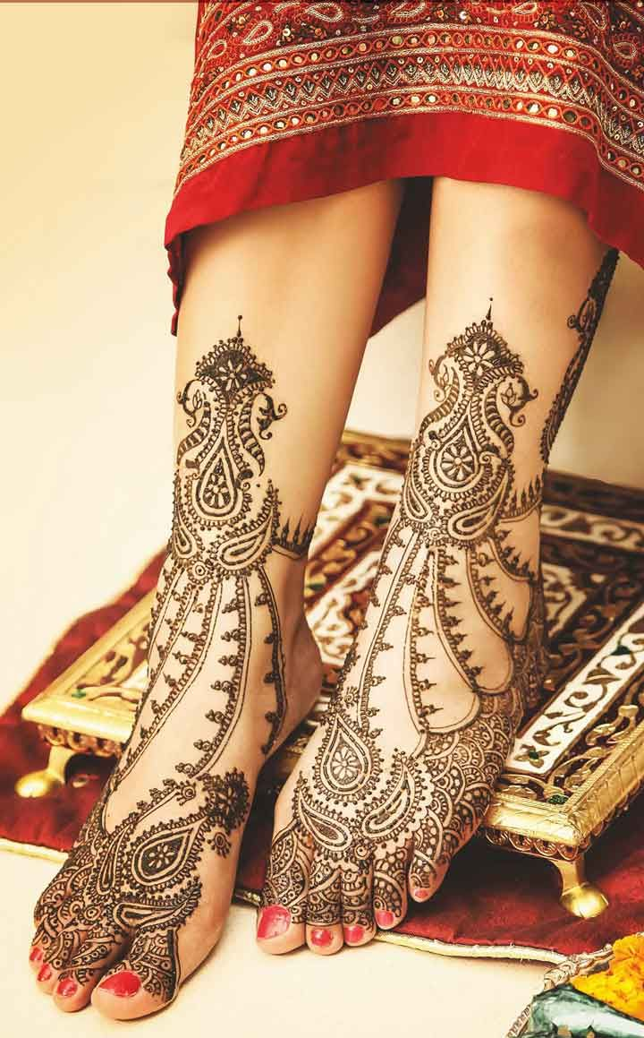 rajasthani bridal mehndi designs for feet rajasthani - Google Search