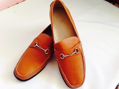 #ColeHaan #Leather Classic #Loafer #Casualshoes Driving #Moccasin Comfort  Flat 10B Camel