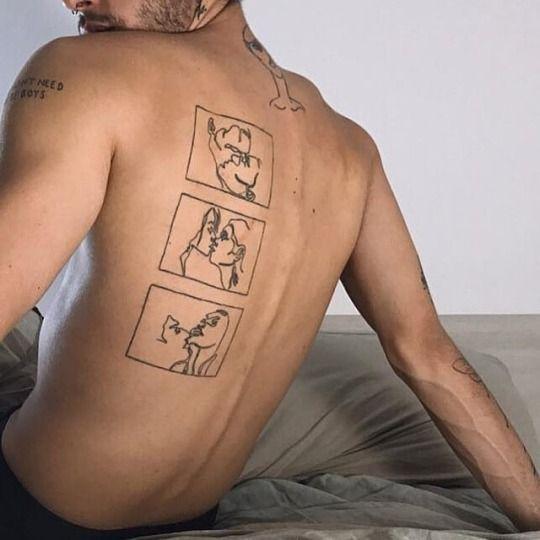 gitranegie || Tätowierung | Tattoo Ideen | kleines Tattoo | sinnvolle Tätowier…