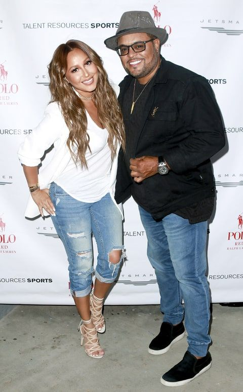 Adrienne Bailon Gets Engaged to Boyfriend Israel Houghton: See Her Ring!