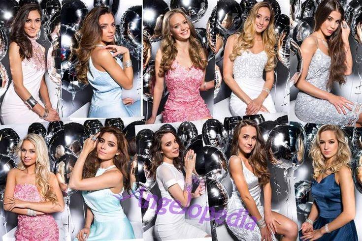 Miss World Hungary 2017 Meet the Contestants