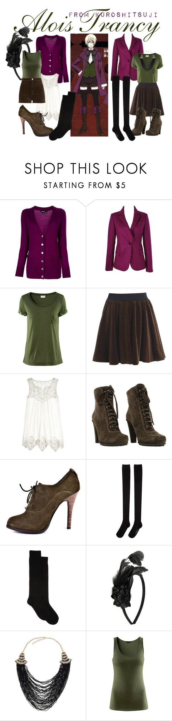 217 best alois trancy images on pinterest alois trancy black kuroshitsuji ii alois trancy by animangacouture liked on polyvore featuring dkny biocorpaavc Image collections