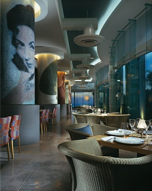Live Aqua Cancun Is a Party Hotel... for Grown-Ups: Live Aqua Cancun's Enticing Dining & Drinking