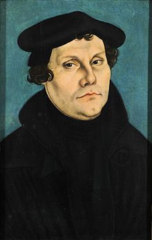 Martin Luther's Classic Quote on Prayer and a Busy Day...