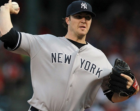 ny yankees official site