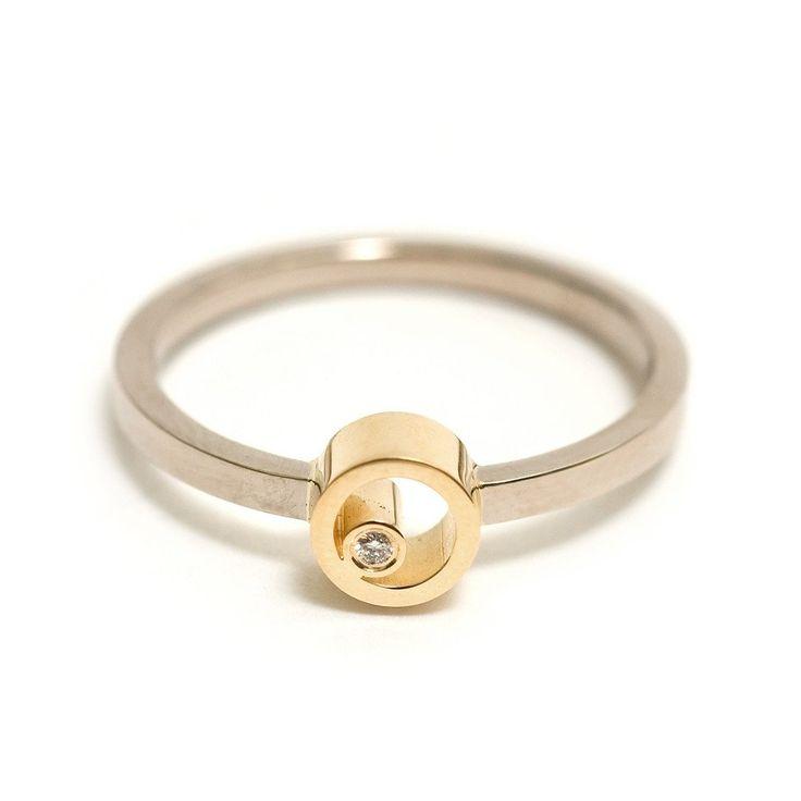 121 besten Ringe Bilder auf Pinterest | Silberschmuck, Goldringe und ...