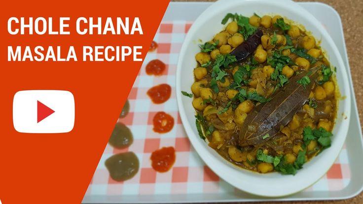 How to make Chole Masala|छोले मसाला |Chickpeas curry|Kabuli Chana|Channa...