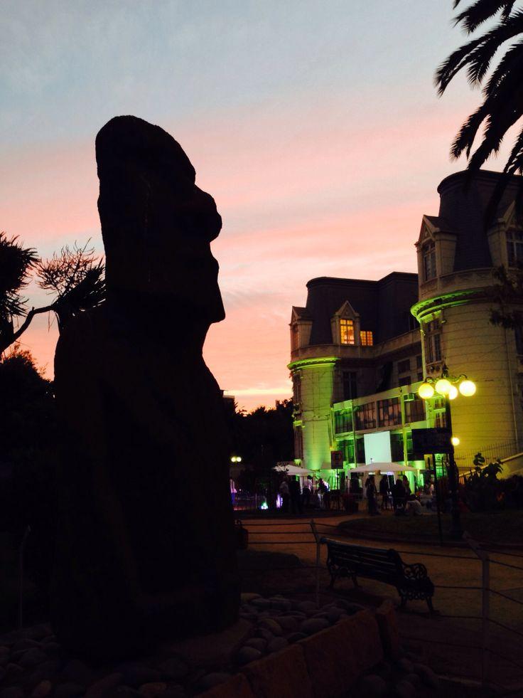 Moai del Ahu...