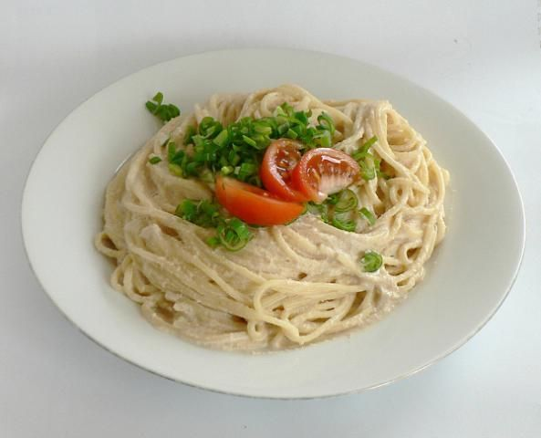 Špagety s arašidovou omáčkou, Hlavné jedlá, recept | Naničmama.sk