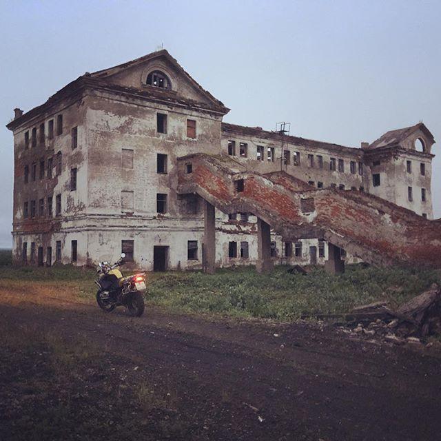 Одной мечтой меньше: Хальмер-Ю, шахта