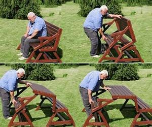 25+ Unique Folding Picnic Table Ideas On Pinterest | Folding Picnic Table  Bench, Folding Picnic Table Plans And Fold Up Picnic Table