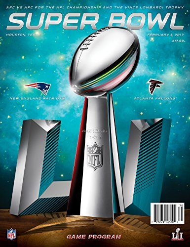SUPER BOWL LI Game Program – New England Patriots vs. Atlanta Falcons – collectibles – HayDai.com - http://howto.hifow.com/super-bowl-li-game-program-new-england-patriots-vs-atlanta-falcons-collectibles-haydai-com/