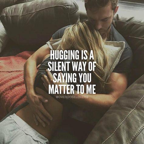 Aw. Hug often! ❤️