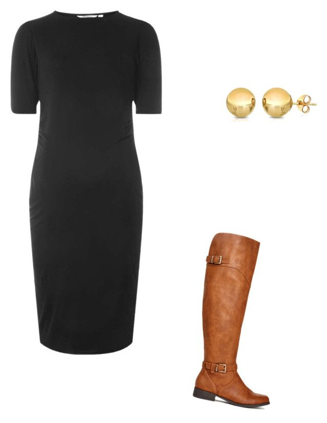 """Work-1"" by andrea-ruby ❤ liked on Polyvore featuring Dorothy Perkins and ShoeDazzle"