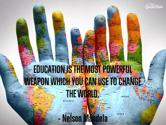 #Education is must