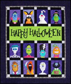 Might try to do the Halloween pattern also... Amy Bradley designs.