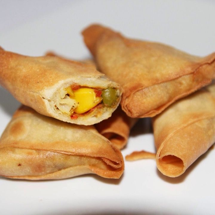 Chicken Samosa | Lokalin