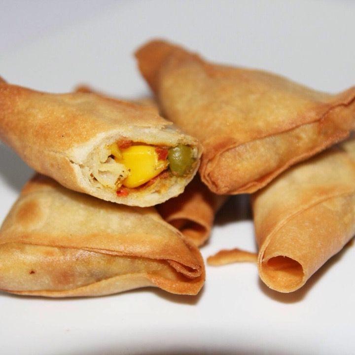Chicken Samosa | Lokalin