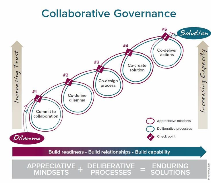 Teaching Collaborative Governance : Collaborative governance model by vivien twyford