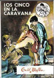 Los cinco en la caravana por Rodrigo