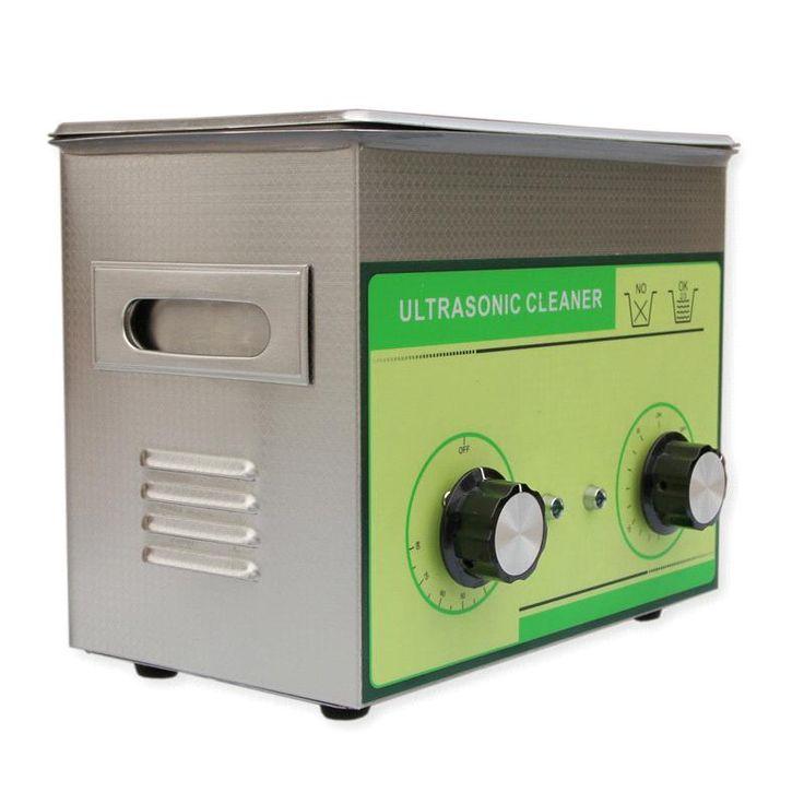 AJ-230HT 3L Mechanical Jewelry Ultrasonic Cleaner (AJ-230HT) - China Jewelry Ultrasonic Cleaner, Iclean