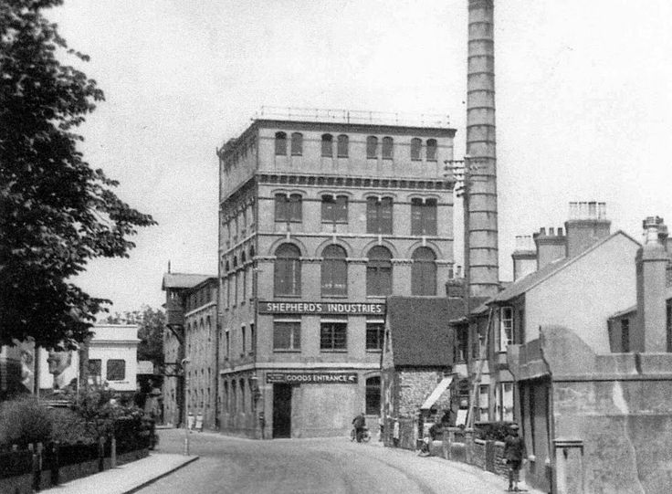 Portslade Old Village - brewery copyright © A.L Shepherd