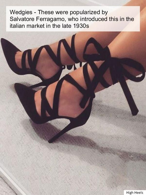 high heels black * clear high heels for