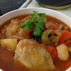 My Mind Patch: Rice Cooker Chicken Vegetable Stew