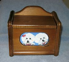 Help support Small Paws Bichon Rescue - visit the SPR eBay Store...