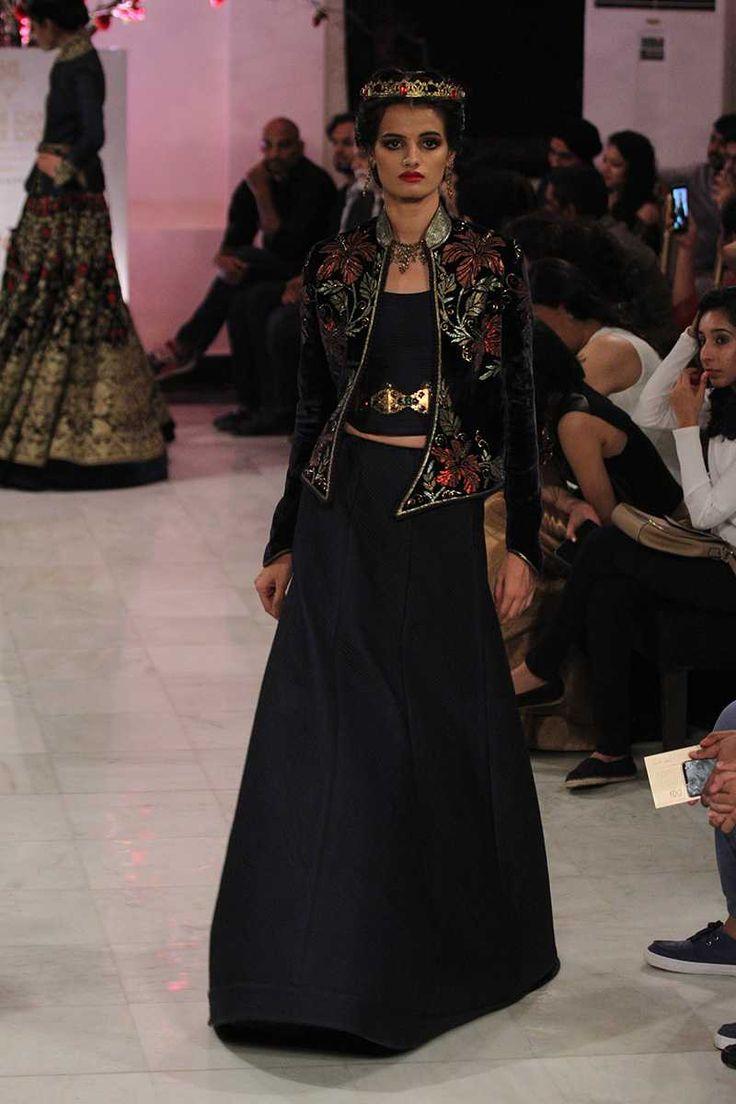 jacketful of details  Rohit Bal
