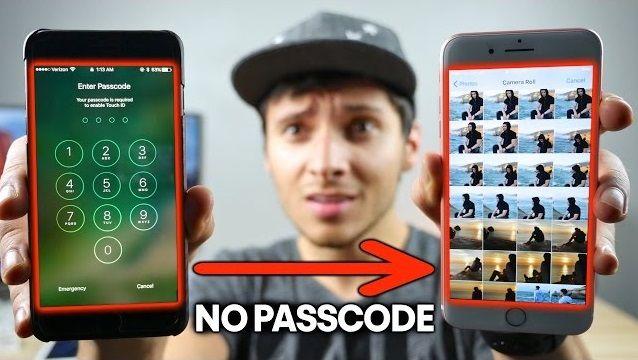 Как получить доступ к содержимому iPhone, закрытого паролем