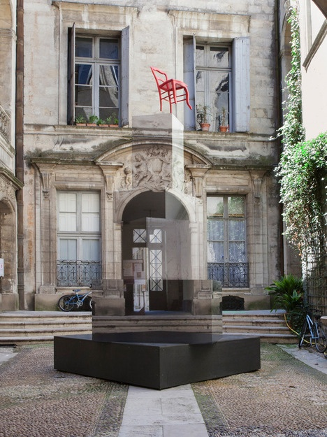 cool art installationDes Architecture, Mathieu Collo, Living Architecture, Architecture Festivals, 2012 Living, Architecture Vive, Art Installations, Cyril Rheims, Festivals Des