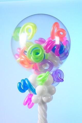 VIA:Balloon Info Center -Incredible Insiders