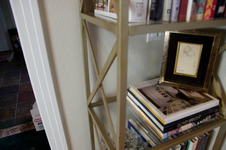 DIY: How to Upgrade Your IKEA Bookshelf For Under $52