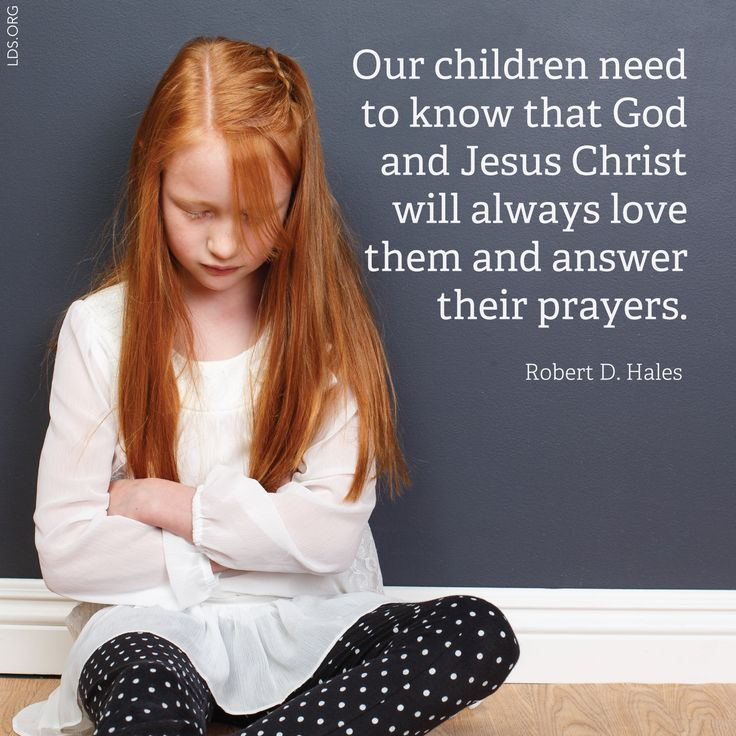 How to help your children apply gospel principles in their lives. #LDS