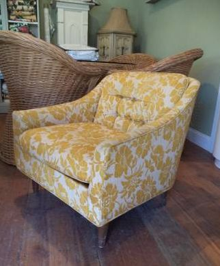 Elegant Nice Low Backed Arm Chair, Selig Of Monroe. $195. Http://