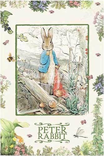 Peter Rabbit ~ Beatrix Potter. Loved Beatrix Potter Books most of all<3