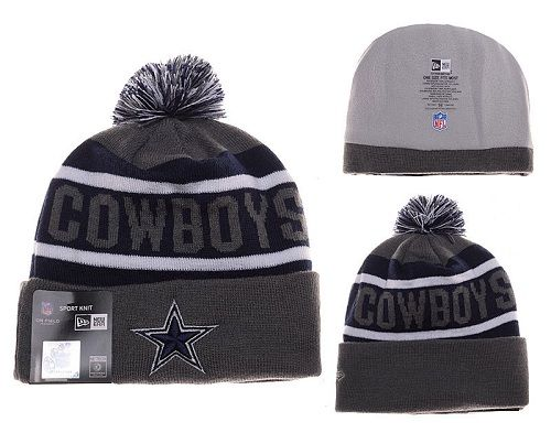 NFL Dallas Cowboys Stitched Knit Beanies 009