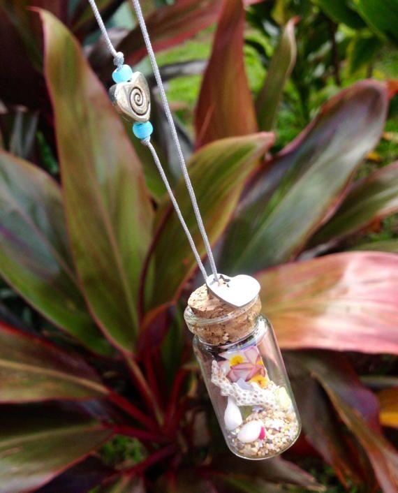 Tropical car charm handmade beach memento gift for by LOphoto808