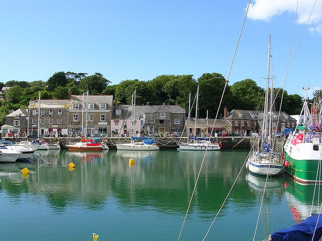 Padstow, Cornwall #Padstow #loveCornwall