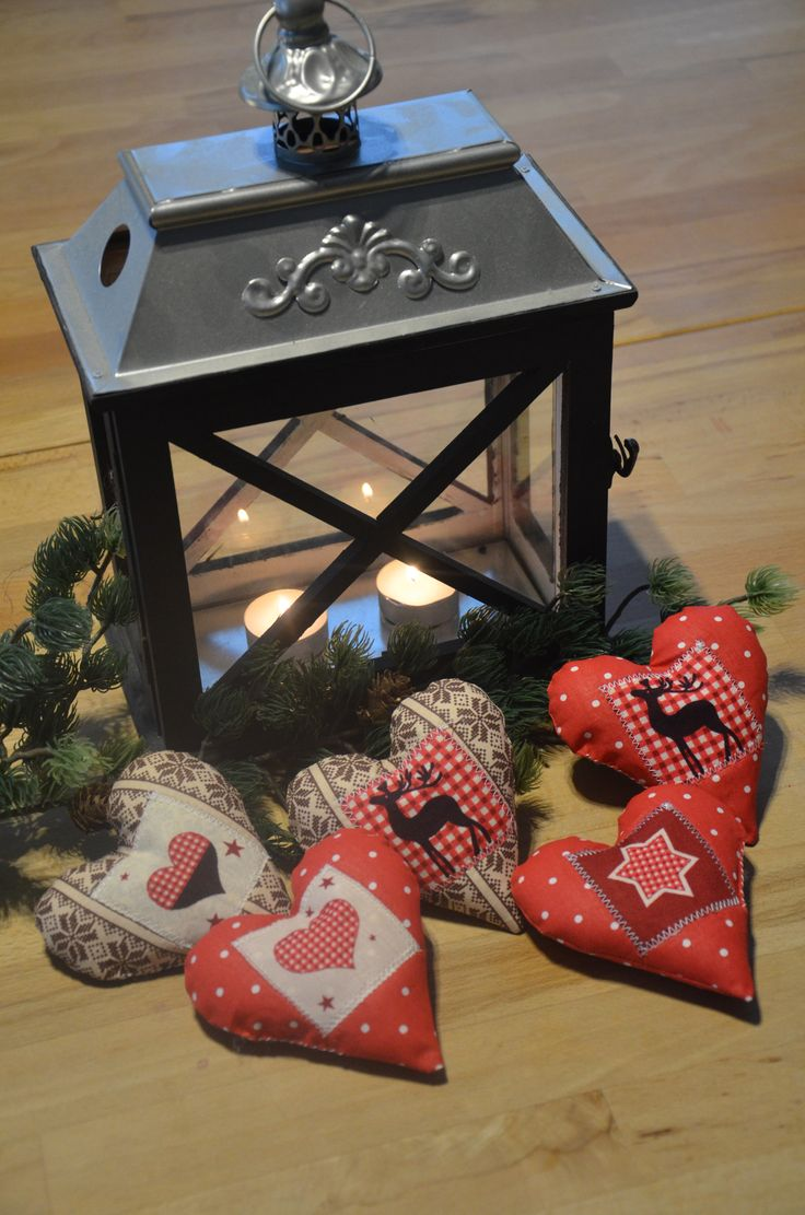Vidiecke vianočné srdiečka :-)