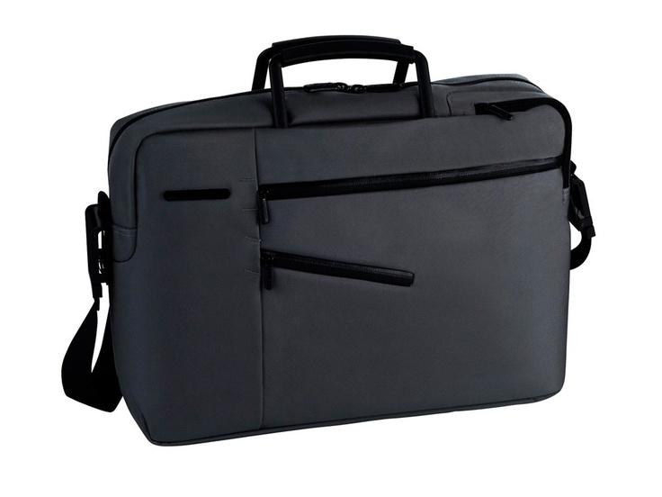Fransız tasarım markası Lexon'dan Evrak/Laptop Çantası, Challenger Briefcase by Promart-Promotion