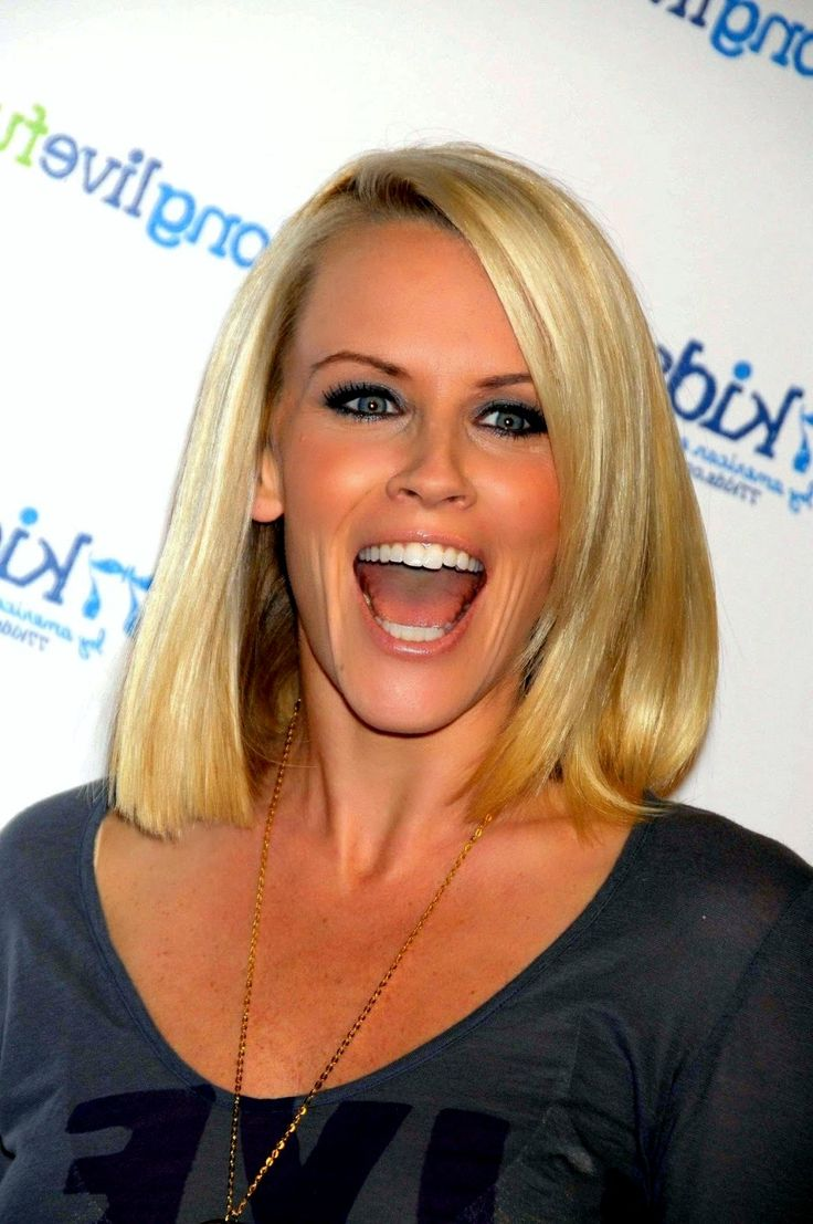 Five Doubts About Jenny Mccarthy Hairstyles You Should