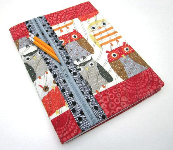 Zippered Book Cover Tutorial : Best sewing bible covers images on pinterest