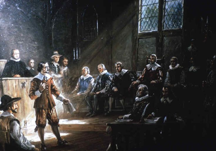 The Virginia House of Burgesses                              …