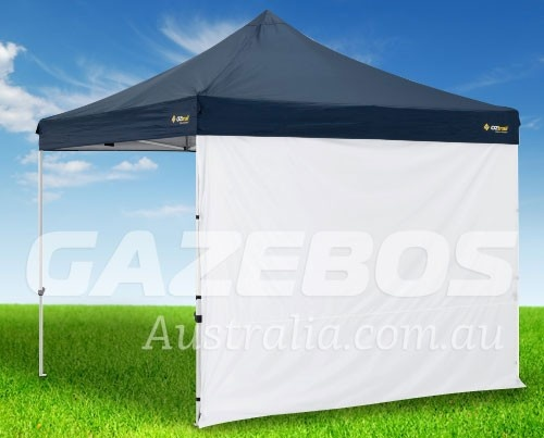 1 x OZtrail Gazebo 4.5m Solid Wall for market stalls. $49.90. Available in Australia only. Backed by 12 month warranty.
