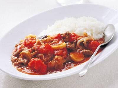 [フレッシュトマトの ハッシュドビーフ] 料理レシピ|みんなのきょうの料理