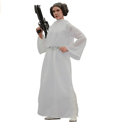[Movie Masterpiece Star Wars Episode 4 / A New Hope Princess Leia [with bonus accessories]